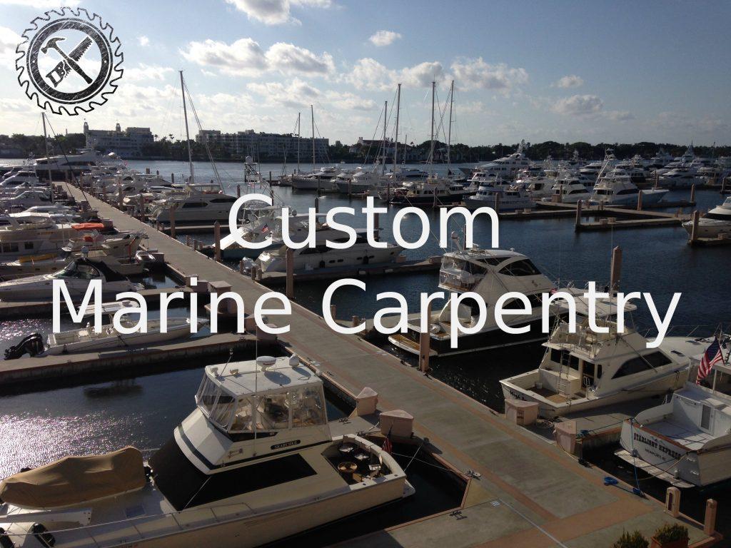 Custom Marine Carpentry4