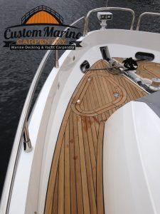 Marine Carpentry, Teak Decking, Boat Flooring, Custom Marine Carpentry