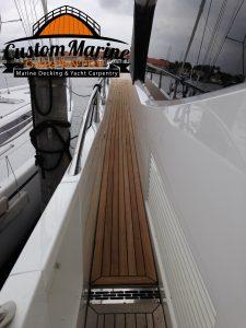 Marine Carpentry,Teak Decking,Boat Flooring