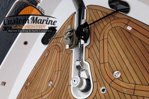 Teak Decking, Marine Carpentry, Boat flooring,Yacht Carpentry