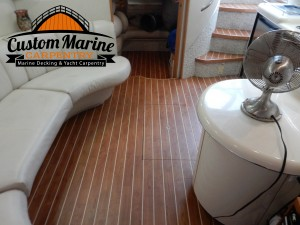 "45' Sea Ray ""Deck a Dance"""