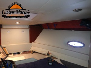 Marine Carpentry, Boat Repairs, Fort Lauderdale