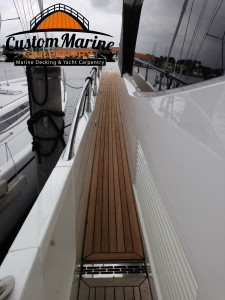 Marine Carpentry,Teak Decking,Boat Flooring, Yacht Carpentry