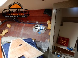 Marine carpentry, boat repairs miami