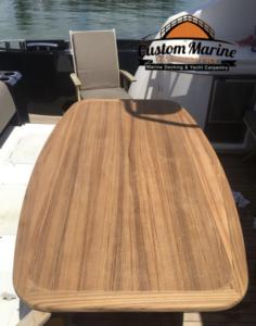 Custom Table Yacht carpentry 1