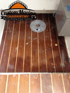 Interior Boat Flooring Amtico in miamii