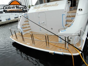 Marine Carpentry  by Custom Marine Carpentry in Ft Lauderdale. visit our website for more