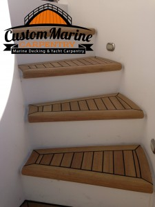 Teak Deck, Boat Floors, Marine Decking , Marine Carpentry