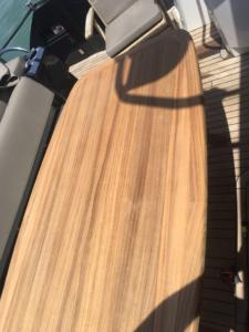 custom table yacht carpentry3