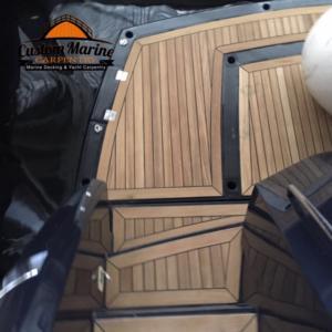 sunseeker 64 yacht decking 7
